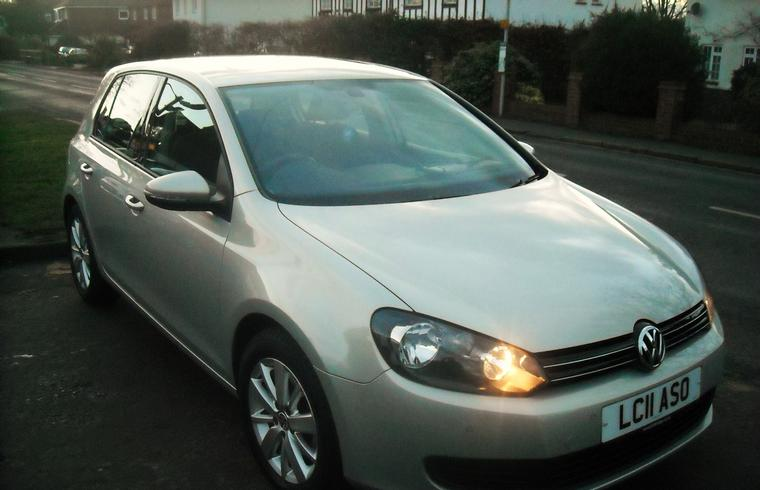 VW Golf 1.4 TSI Petrol 5 Door 2011 - Just arrived! SOLD!