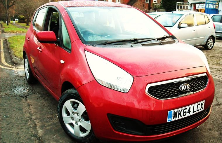 Kia Venga 1.4 Air Ecodynamics 2014 - Just arrived! SOLD