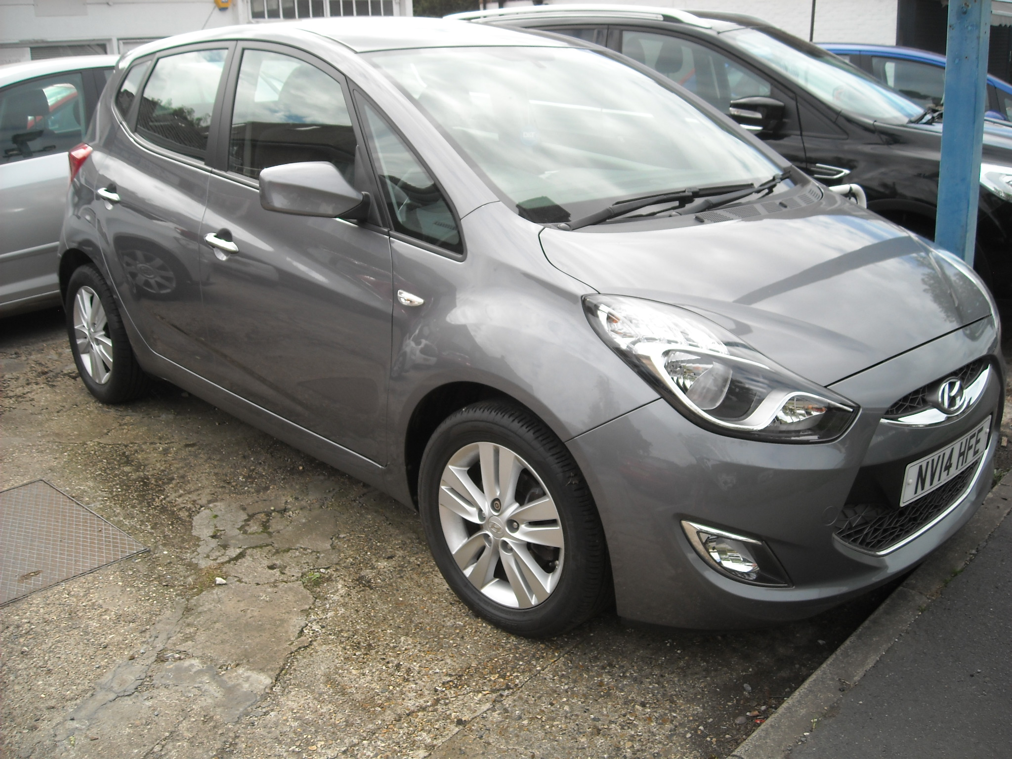 Hyundai IX20 1.6 Automatic Petrol - New In