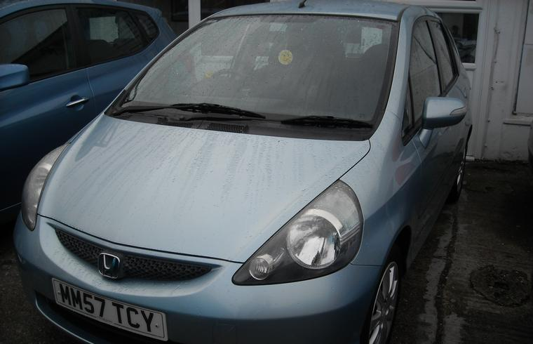 Honda Jazz 1.4 SE Automatic 5 Door -