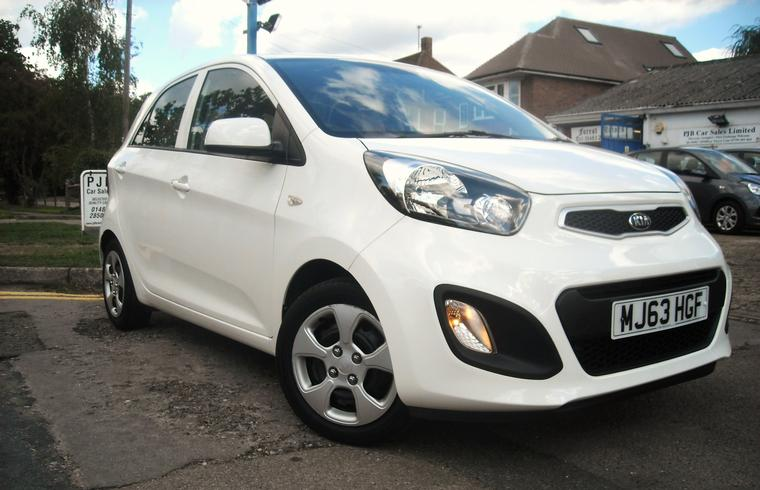 Kia Picanto 1.0 5 Door 2013 - Just arrived! SOLD