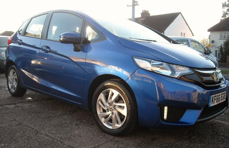 Honda Jazz SE I-VTEC CVT Automatic 5dr - Just arrived