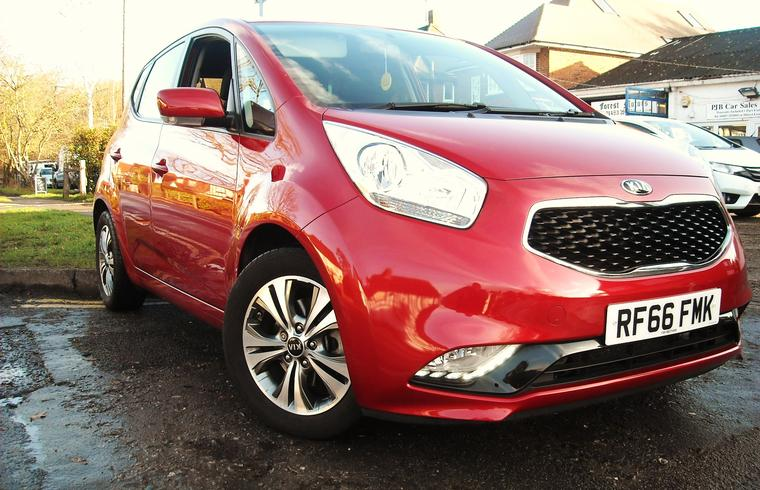 Kia Venga 3 1.6 Petrol Automatic - Just arrived