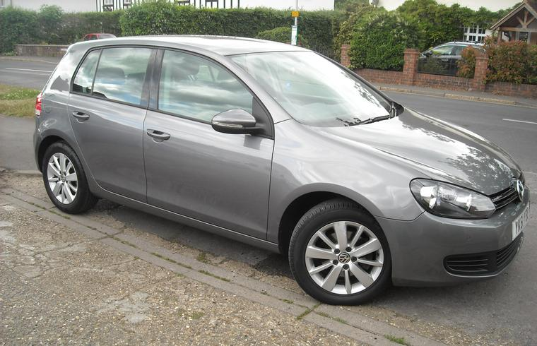 VW Golf 1.6 Match 5 Door
