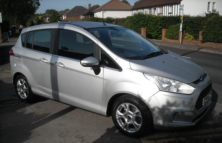Ford BMax 1.4 Zetec 5dr - Just arrived