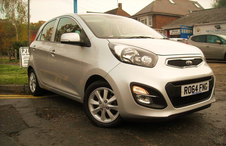 Kia Picanto 2 1.25 Automatic 2014 5 door