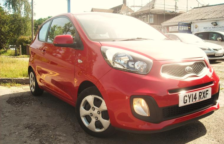 Kia Picanto 1.0 3 Door 2014- New In!
