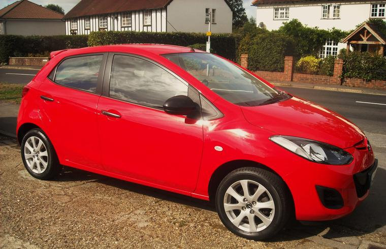 Mazda 2 1.3 5dr SE 2014 - Just arrived...and SOLD!