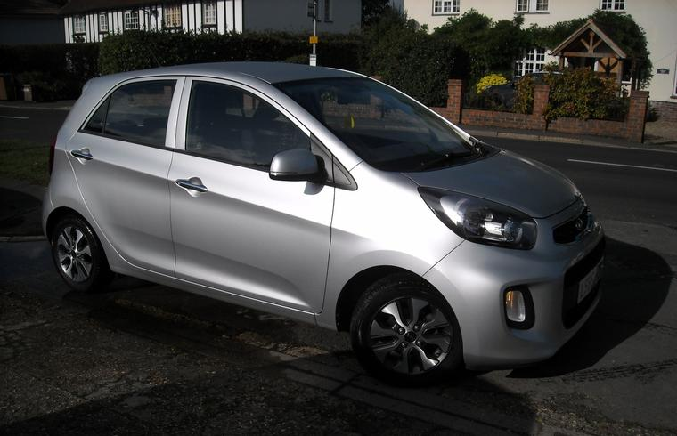 Kia Picanto 2 Automatic 1248cc - Just arrived! Sold!