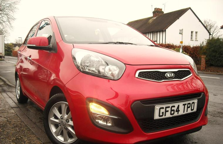 Kia Picanto 2 1.2 Automatic 5 door 2014 SOLD!