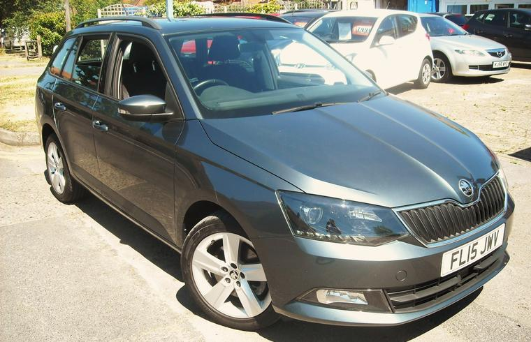 Skoda Fabia Estate TSI SE-L Petrol 2016 - RESERVED SOLD