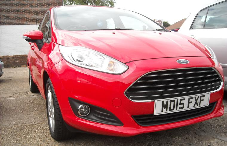 Ford Fiesta 1.25 Zetec 5 dr (82PS) - New In