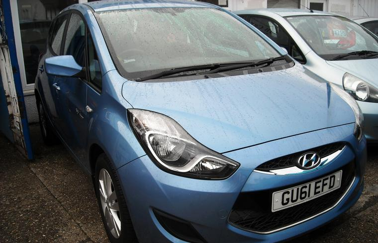 Hyundai IX20 1.4 Active Blue Drive Manual