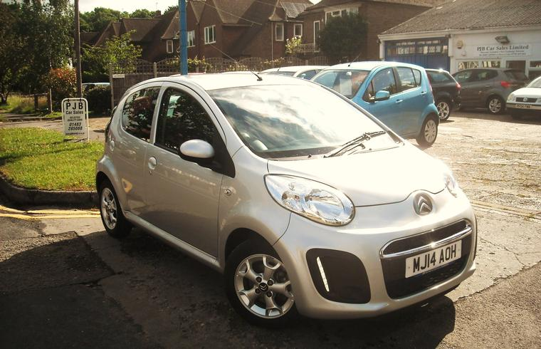 Citroen C1 1.0 Edition 5 Door 2014 - SOLD