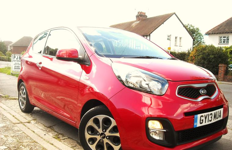 Kia Picanto 1.0 3dr City 2013 SOLD