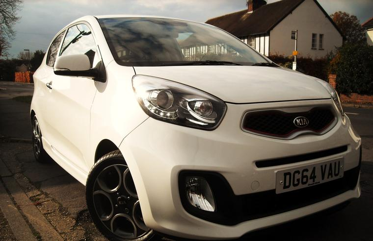 Kia Picanto 1.25 Automatic Special Edition 2014 SOLd