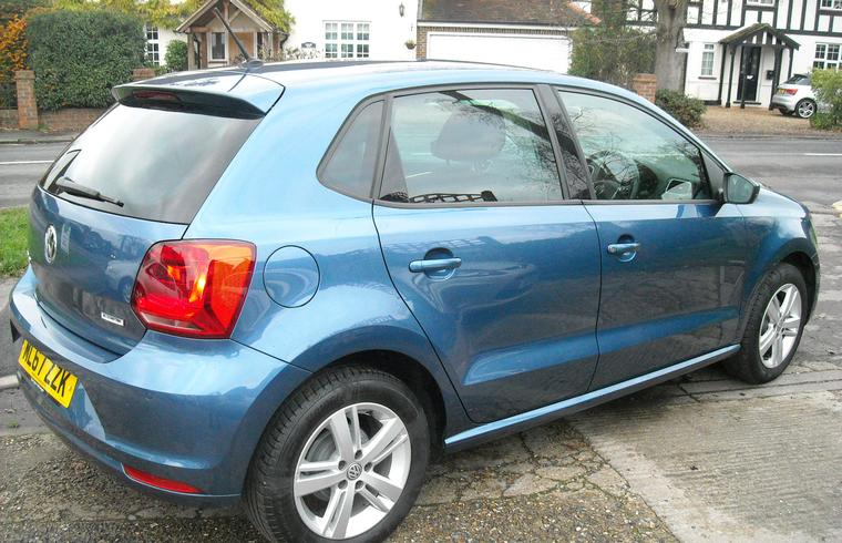 VW Polo 1.0 5dr Match Edition - Just arrived
