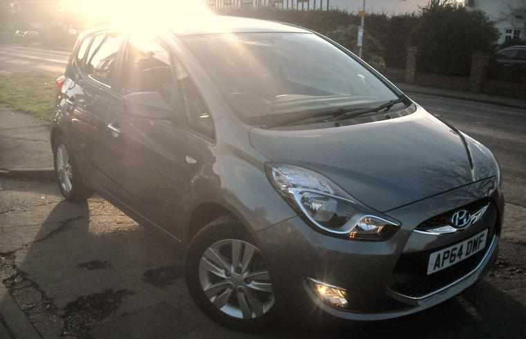 Hyundai IX20 Active 1.4 Petrol Manual 2015 SOLD
