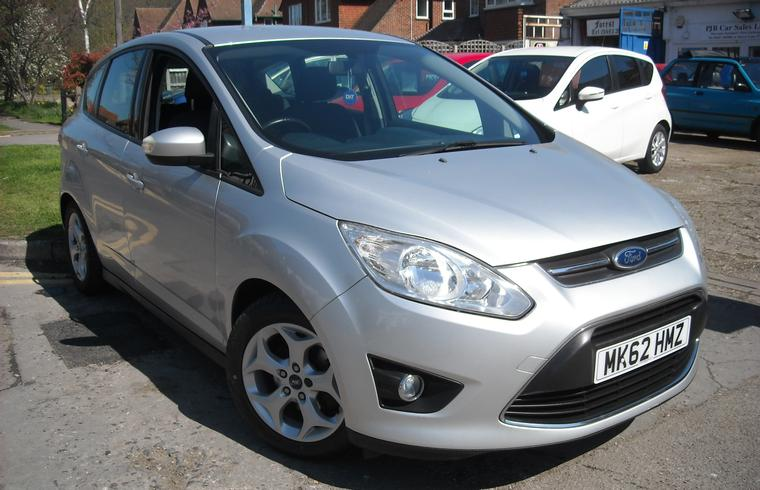 Ford C-MAX Zetec 1.6 5dr Petrol - New In!