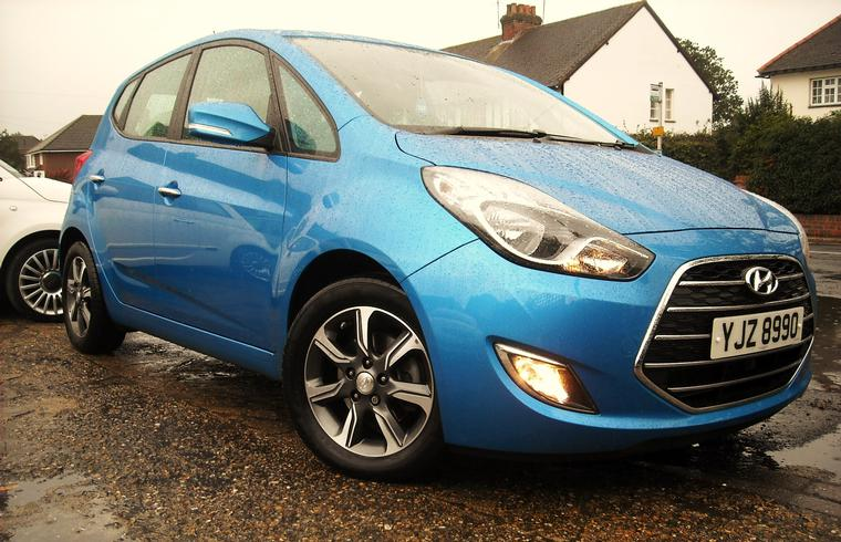 Hyundai IX20 1.6 SE Automatic - latest spec, great value!