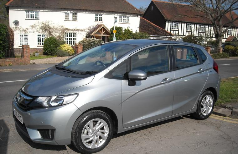 Honda Jazz 1.3 Se i-VTEC Manual Sold!