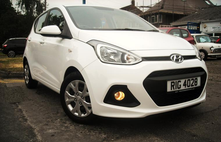 Hyundai i10 1.2 SE 5 Door 2016 SOLD!