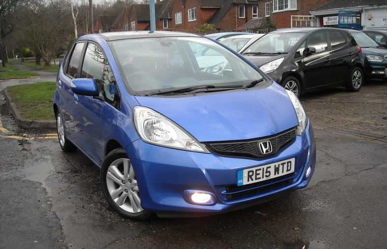 Honda Jazz i-Vtec Ex Auto - Just arrived