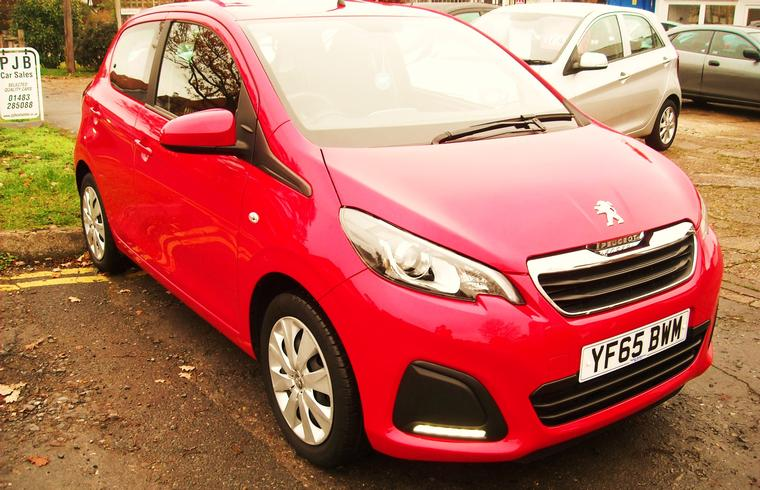 Peugeot 108 1.0 Active 5dr 2015 - New in!
