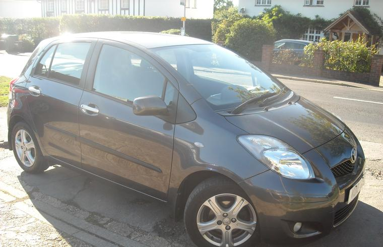 Toyota Yaris 1.3 5dr TR VVTi - Just arrived!