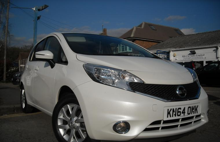 Nissan Note 1.2 Acenta 5 Door