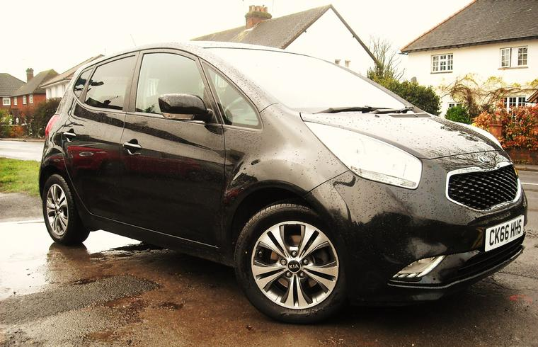 Kia Venga 3 1.6 Automatic - New in!