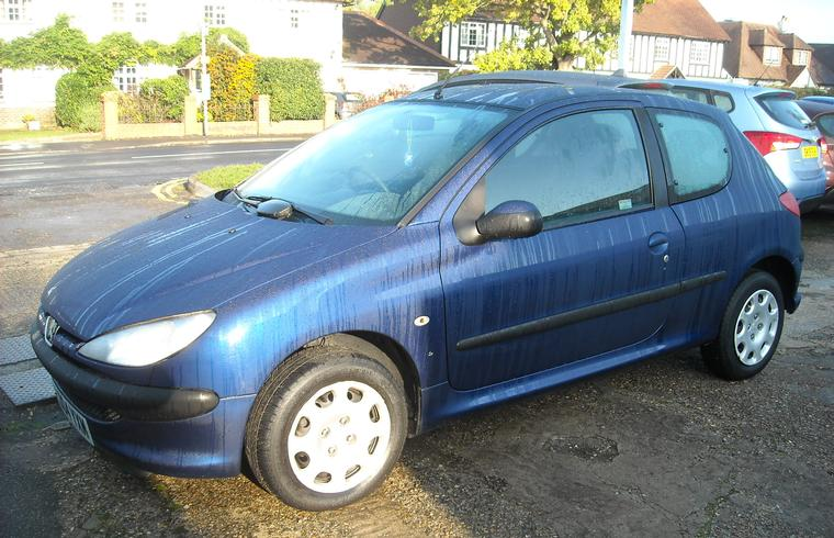 Peugeot 206 1.1 S 3dr - Part Exchange Bargain! Sold