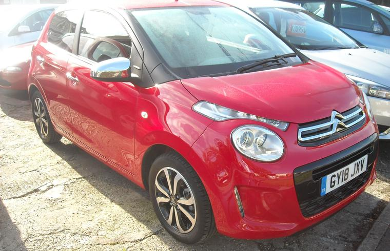 Citroen C1 1.0 5dr Flair