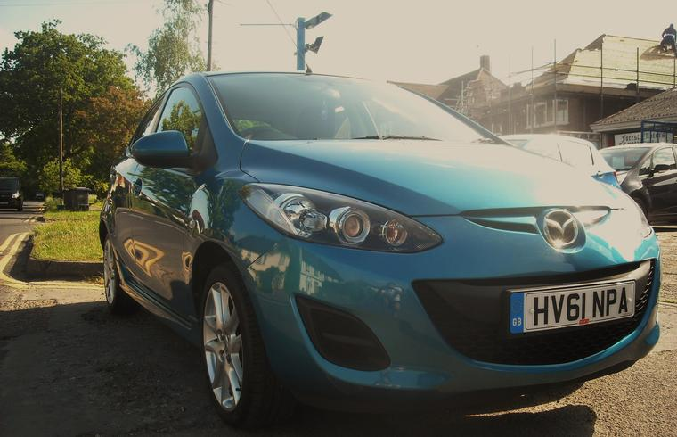 Mazda 2 1.3 5 door Tamura 2011 - Just arrived! SOLD