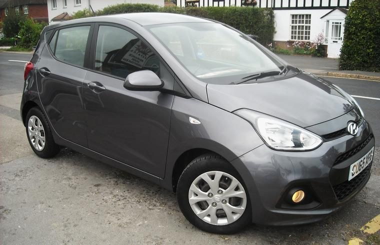Hyundai i10 1.0 SE 5 Door 2015 SOLD