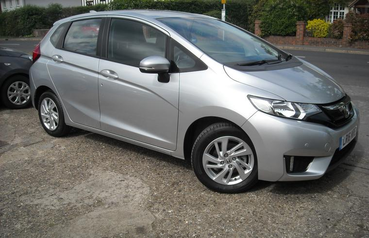 Honda Jazz 1.3i V-TEC SE Automatic - Just arrived SOLD!