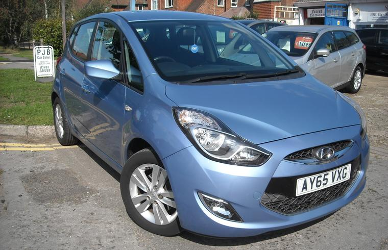 Hyundai IX20 1.6 Automatic -  really low mileage