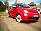 Fiat 500 1.2 Colour Therapy 2014 - New In! Sold