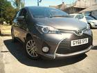 Toyota Yaris 1.3 Icon Automatic 5dr 2016 - New In!