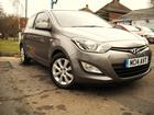 Hyundai i20 1.2 3dr Active 2014 - Just arrived! SOLD!