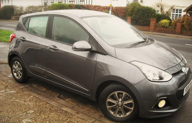 Hyundai i10 New Model Premium 1.2 2015 - Just arrived,sold!